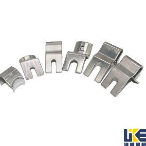 Stainless Steel Electric Components for Power Resistor